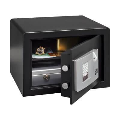 Burg Wächter P 2 E FS PointSafe Electronic Biometric Safe - 255 x 350 x 300mm - Black)