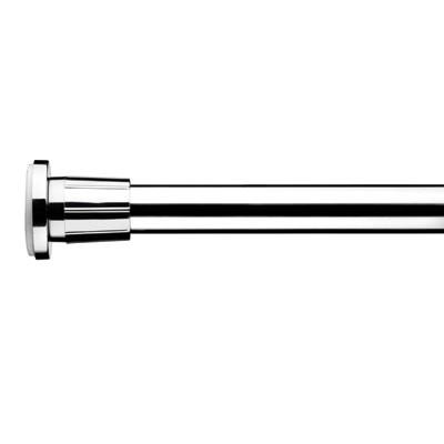 Croydex Shower Rail - Telescopic Rod - 1100-2600mm - Chrome)