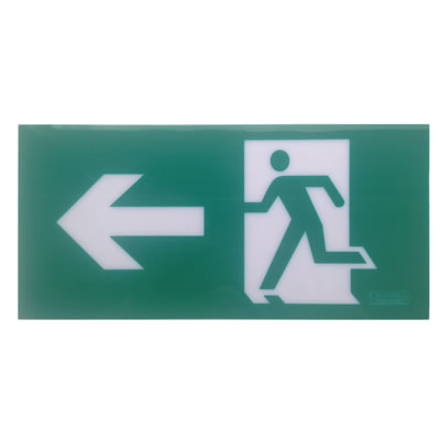 Alpine Pictogram - Left Arrow)