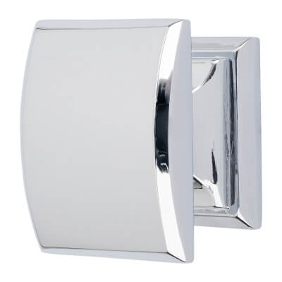 Egar Cabinet Knob - Polished Chrome