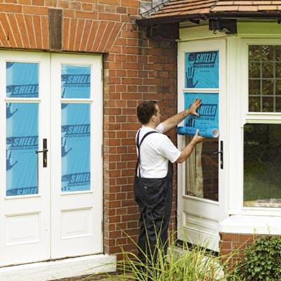 TIMco Window Protector - 0.6 x 25 metres)