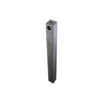 Steel Sash Weight - 17lb (7.71kg) - 500mm (19.75