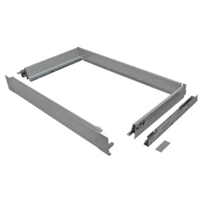 Blum TANDEMBOX ANTARO Internal Drawer - BLUMOTION - (H) 84mm x (D) 450mm x (W) 900mm - Grey