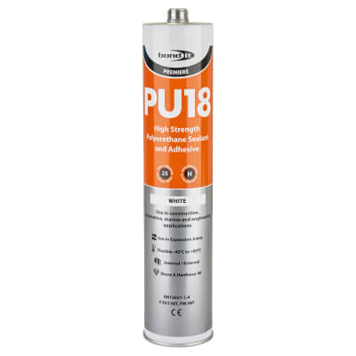 Bond It PU18 Polyurethane Adhesive and Sealant - 310ml)