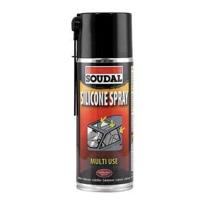 Soudal Silicone Spray - 400ml