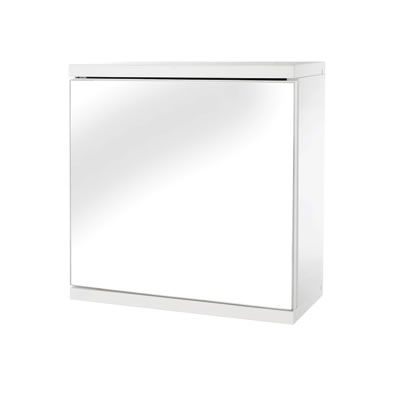Croydex Simplicity Cabinet - Single Door - 300 x 300 x 140mm